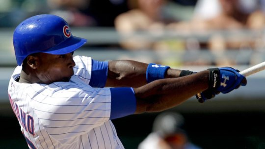 Soriano went off against the Rockies