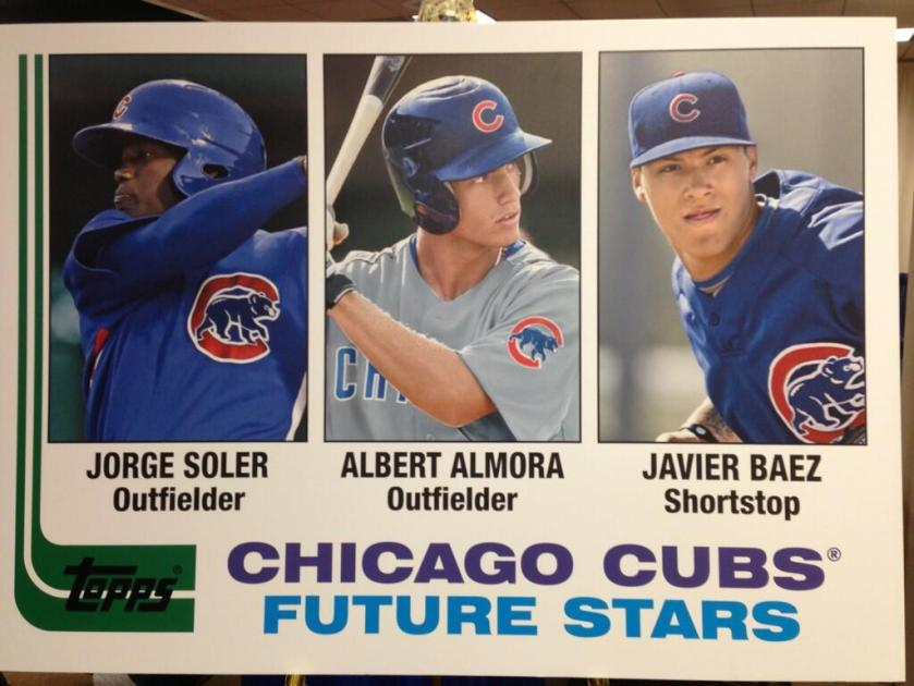 Cubs Season Ticket Cards