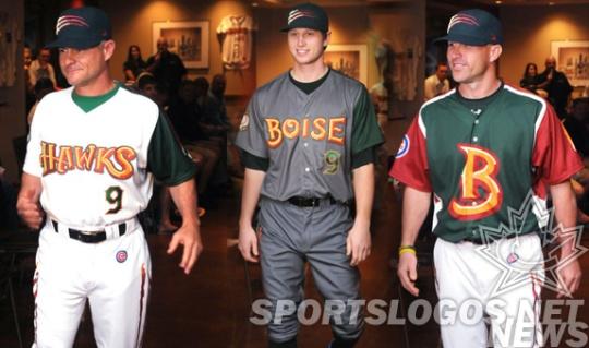 Boise Hawks 3