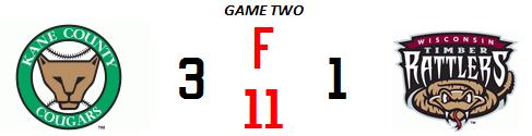 Kane County 4-13 line 2