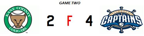 Kane County 4-29 line game 2