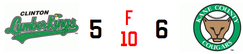 Kane County 4-8 line