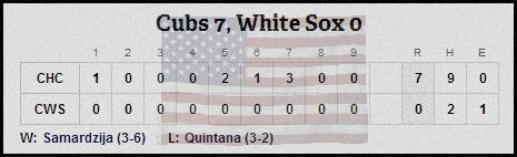 Cubs 5-27 line