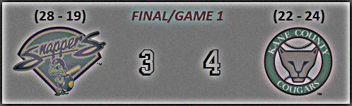 Kane County 5-25 line game 1