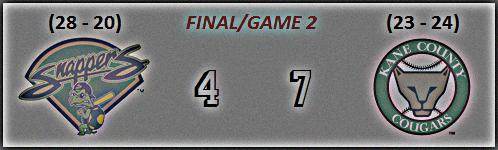 Kane County 5-25 line game 2