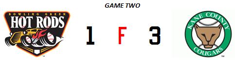 Kane County 5-3 ine game 2