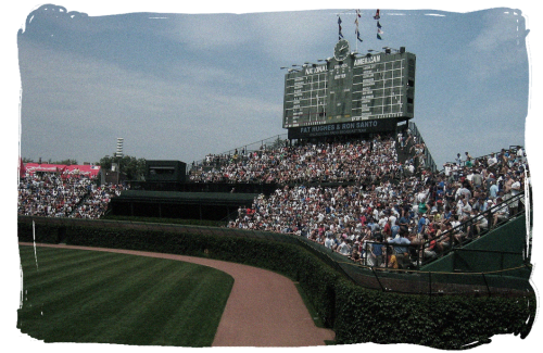 Wrigley website