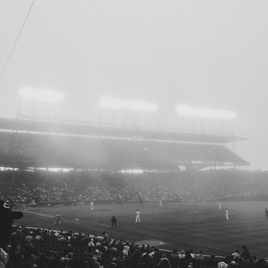 Wrigley Fog