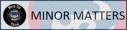 Minor Matters