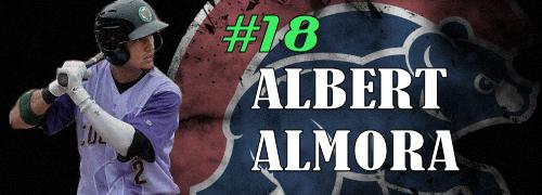 Albert  Almora Top 100