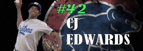 CJ Edwards Top 100