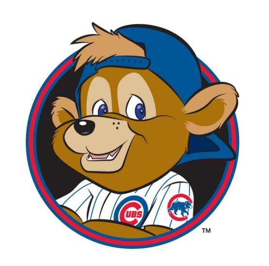 Cubs Mascot 2