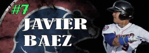 Javier Baez Top 100