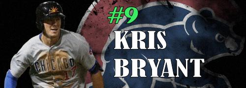 Kris Bryant Top 100