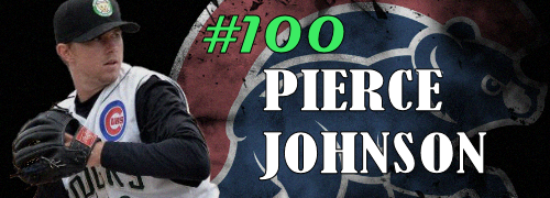 Pierce Johnson Top 100