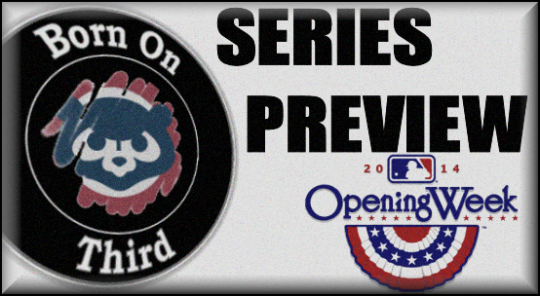 Series Preview Opening Week 2014