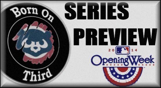 Series Preview Opening Week 2014