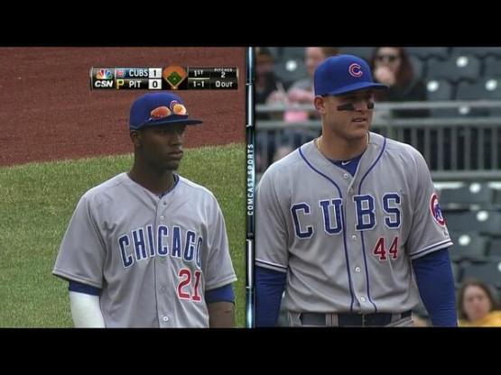 Cubs oops