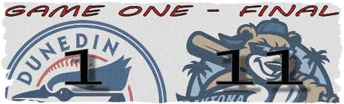 Daytona Game One