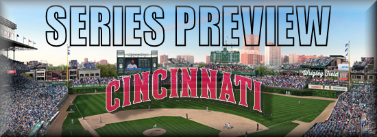 Series Preview HOME Reds